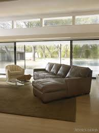 American Leather Sofa by American Leather Danford Sofa Danford Jensen Lewis New York
