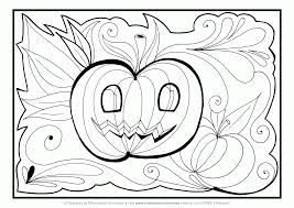 printable coloring pages halloween kids coloring