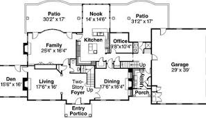 big house floor plans amazing of interesting big house floor plan house designs 1163
