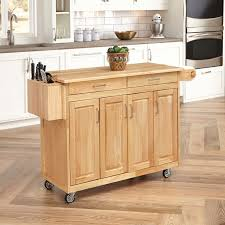 create a cart kitchen island mobile kitchen island w trash can bag storage cabinet new home