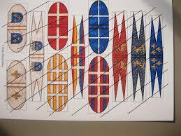 italian wars flags
