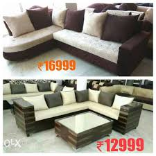 Best Price L Shaped Sofa L Shaped Sofa Set At Best Price Own Manufacturer Meerut
