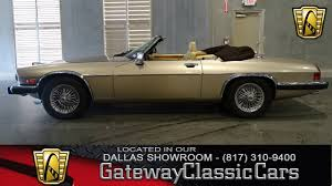 1991 jaguar xjs convertible 520 dfw gateway classic cars of