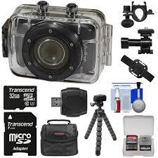 motocross helmet camera activeon cx action camera 1080p 30fps 5mp cmos sensor lcd
