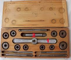fraise siege soupape outils anciens populaire a quoi sert cette boite à outils