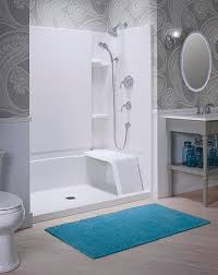 Bathroom Shower Inserts Shower Stalls And Shower Walls Surprising Solutions For Your Shower