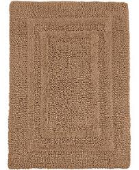 Reversible Bath Rugs Hotel Collection Cotton Reversible Bath Rugs 100 Cotton Created