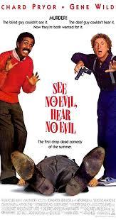 Three Blind Guys See No Evil Hear No Evil 1989 Imdb