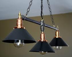 Black Kitchen Light Fixtures by Kitchen Light Etsy