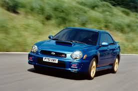 custom subaru hatchback our 5 favorite subaru wrx sti models automobile magazine