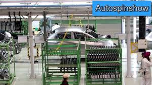 bmw manufacturing plant in india honda manufacturing plant in tapukara india