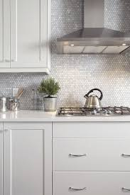 mosaic tile ideas for kitchen backsplashes 36 eye catchy hexagon tile ideas for kitchens digsdigs