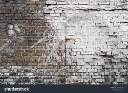 dark worn brick wall big white stock foto 366907352 shutterstock