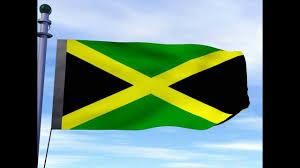 Colors Of Jamaican Flag Blender Jamaican Flag Animation Youtube