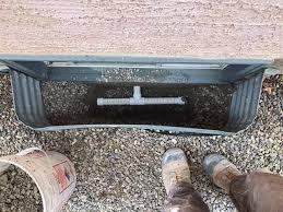 Basement Window Well Drainage by Doug Lacey U0027s Basement Systems Basement Waterproofing Photo Album