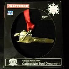 craftsman ornaments