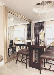 dining room mirror design for dining room home design planning