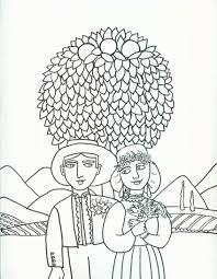 beautiful coloring pages from almaflorada com josefina