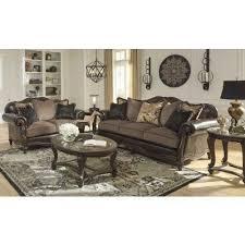 Winnsboro DuraBlend Vintage Living Room Set Signature Design - Vintage living room set