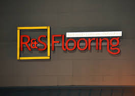 R S Flooring by Project Gallery U2013 Daniels Signs Inc U2013 205 578 1312