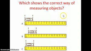 lesson 3 measuring with centimeters youtube