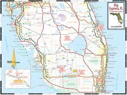 Road Map Of Florida Big Map Of Florida Deboomfotografie