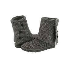 s ugg boots black children s knitted ugg boots national sheriffs association