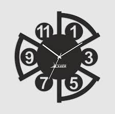 home decor online at low prices in india designer wall clock