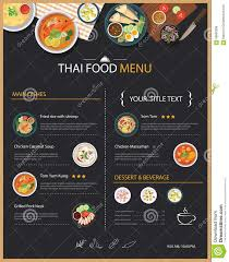 food menu template 35 free word pdf psd eps indesign