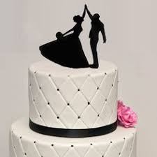 romantic acrylic bride and groom wedding love cake topper party