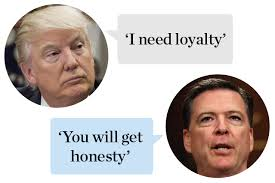 james comey gang of eight comey says he asked friend to leak notes of his trump discussion