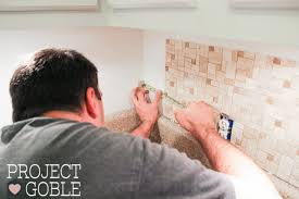 how to measure for kitchen backsplash how to install a peel stick mosaic tile kitchen backsplash