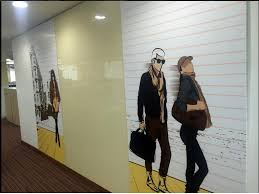 Mural Wall Art by 21 Most Beautiful Walls Seen In Offices Around India Officechai