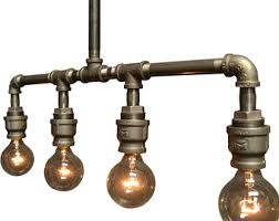 Steunk Light Fixtures Steunk Lighting Etsy