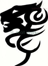 tribal jaguar design picture