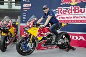 superbike honda red bull honda world superbike team unveiled at hangar 7 wsbk