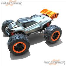 rc monster truck nitro e6 trooper iii hx ep monster truck rtr 505005 rc willpower
