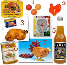 7 strange thanksgiving products