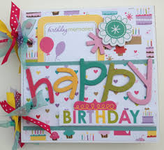 photo albums scrapbooks birthday girl scrapbook mini album scrapbook minis and album