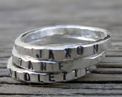 one mothers ring mothers rings etsy