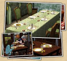 cuisine sims 3 around the sims 3 custom content downloads objects dining room
