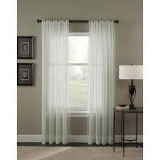Green Sheer Curtains Green Sheer Curtains For Less Overstock