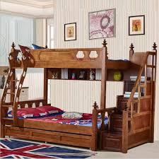 webetop american country style bunk bed mother u0026 son bed double