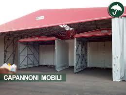 capannoni mobili usati capannoni mobili pvc indipendenti only coperture civert