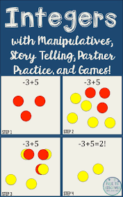 the 25 best integers activities ideas on pinterest equation of