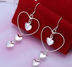 Knitted Chandelier Earrings Pattern Best 25 Heart Earrings Ideas On Pinterest Diy Heart Earrings