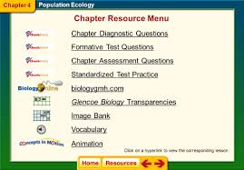 chapter 4 population ecology ppt video online download