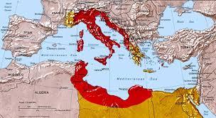 Italian Map The Italian Monarchist Maps