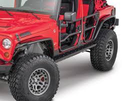 spyder jeep poison spyder 18 08200p1 steel brawler rocker in spydershell