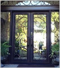 seattle iron entry doors iron garage doors